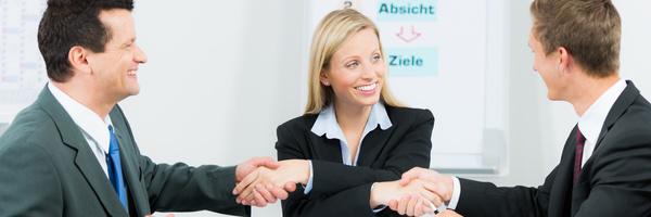 Das erfolgreiche Verkaufsgespräch