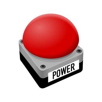 Der rote Knopf